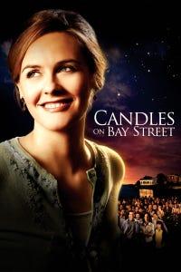 Candles on Bay Street as Dee Dee Michaud