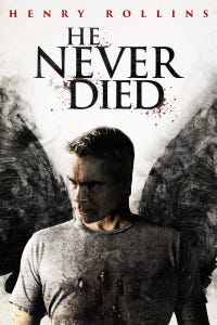 He Never Died as Jeremy