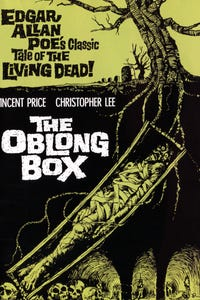 The Oblong Box as Julian