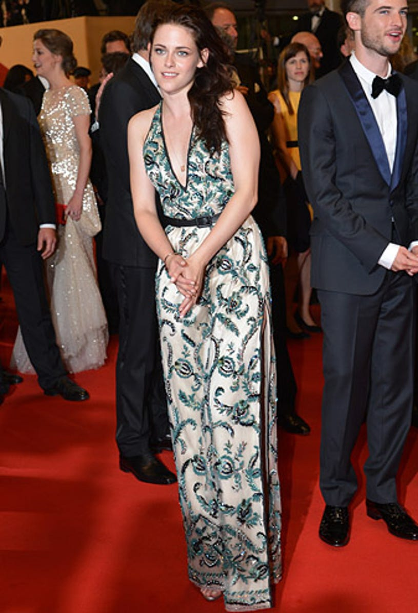 """Kristen Stewart - """"On the Road"""" Screening at the 65h Annual Cannes Film Festival, Cannes, May 23, 2012"""
