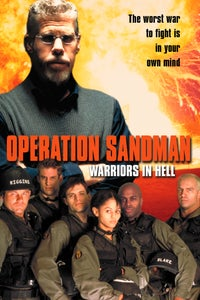 Operation Sandman: Warriors in Hell as Jessup