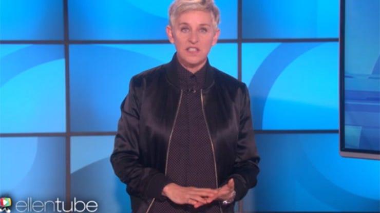 Ellen DeGeneres, Ellen