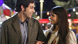 Chuck Spies a Rekindled Romance, with Jordana Brewster