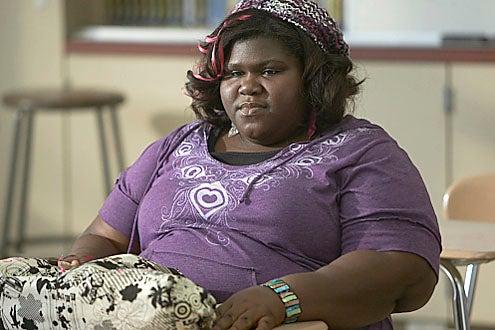 The Big C - Season 1 - Pilot - Gabourey Sidibe as Andrea