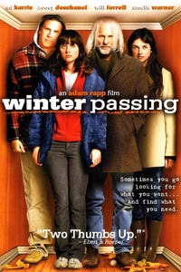 Winter Passing as Reese Holden