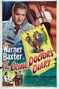 Crime Doctor's Diary as Anson