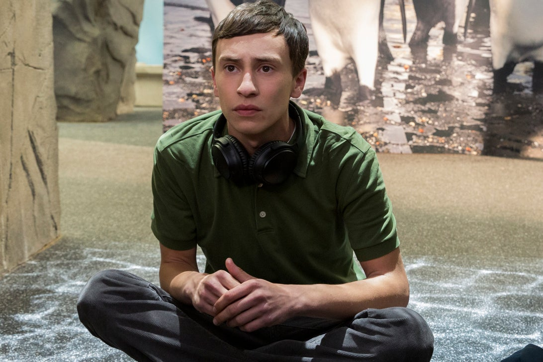 Keir Gilchrist, Atypical