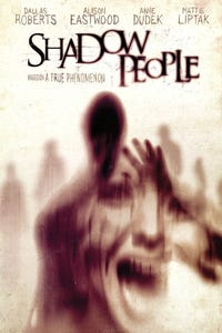 Shadow People as Sophie Lacombe