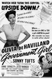 Government Girl as Smokey Allard