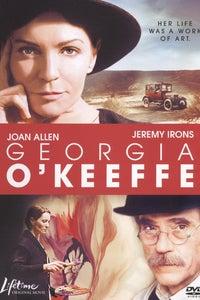 Georgia O'Keeffe as Alfred Stieglitz