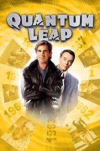 Quantum Leap as Dr. Masters