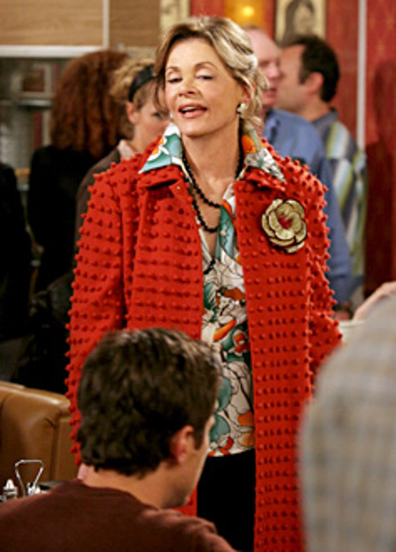"""Rules of Engagement - """"Kids"""" - Guest star Jessica Walter as Constance,"""