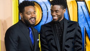 Ryan Coogler Pays Tribute to Chadwick Boseman: 'He Was An Epic Firework Display'