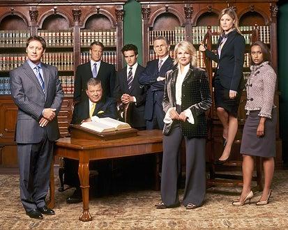Boston Legal - cast