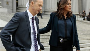 Law & Order: SVU Exclusive: Get a First Look at the ER Reunion with Anthony Edwards!