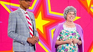 Keck's Exclusives First Look: Mama Meets RuPaul