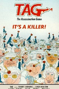 TAG---The Assassination Game as Alex Marsh