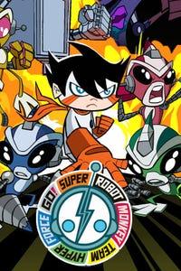 Super Robot Monkey Team Hyperforce Go! as SPRX-77
