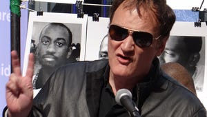 """Quentin Tarantino Clarifies, """"All Cops Are Not Murderers,"""" But Police Aren't Buying It"""