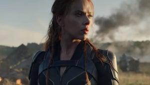 Marvel's Black Widow Trailer Shows Scarlett Johansson in Full-Blown Fight Mode