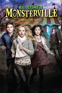R.L. Stine's Monsterville: Cabinet of Souls as Beth