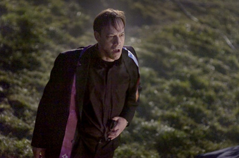 """Masters of Horror - Season 2, """"That Dammed Thing"""" - Ted Raimi as Father Tulli"""