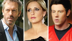Mega Buzz: House's Jail Stay, Ringer's Double Trouble and Finn's Tough Glee Choices