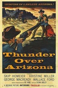 Thunder over Arizona as Deputy Slats Callahan