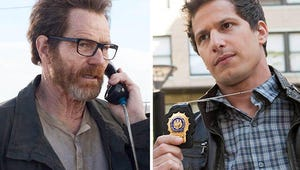 Breaking Bad, Good Wife and New Blood Top Golden Globe Nods