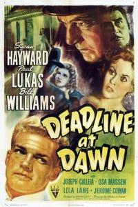 Deadline at Dawn as Bouncer