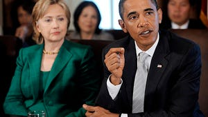 Barack Obama and Hillary Clinton to Appear in First Joint Interview for 60  Minutes