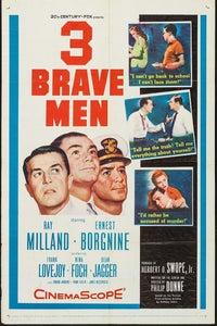 Three Brave Men as Enos Warren