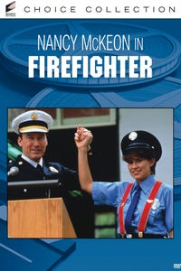 Firefighter as Cindy Fralick