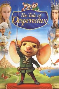 The Tale of Despereaux as Gregory