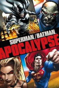 Superman/Batman: Apocalypse as Darkseid