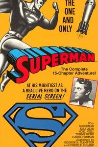 Superman as Driller