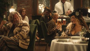 Carrie Bradshaw and The Dude Become Besties in This Super Bowl Commercial