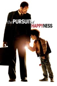 The Pursuit of Happyness as Police Clerk