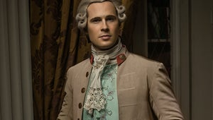 Outlander's David Berry Admits John Grey May Always Carry a Torch for Jamie