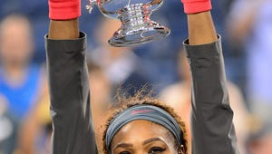 Serena Williams Wins U.S. Open