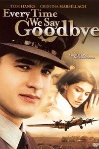 Every Time We Say Goodbye as David