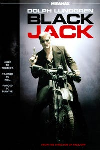 Blackjack as Detective Trini