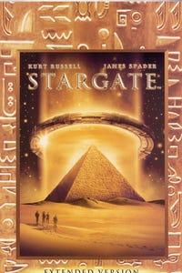 Stargate as Col. Jack O'Neill