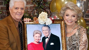 Susan and Bill Hayes Return to Days of Our Lives