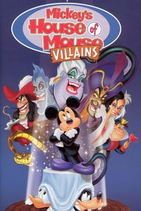 Mickey's House of Villains as Hades