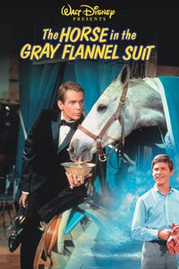 The Horse in the Gray Flannel Suit as Ronnie Gardner