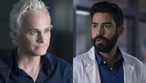 iZombie Stars Debate Who's Better for Peyton: Ravi or Blaine?