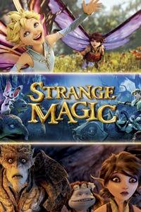 Strange Magic as Bog King