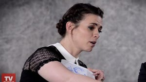 Hayley Atwell Hilariously Critiques the Worst Portrait of Her Ever