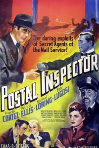 Postal Inspector as Woman with Drum Sticks